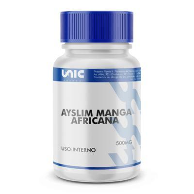 Imagem 2 do produto Ayslim manga africana 500mg - 90 Cápsulas