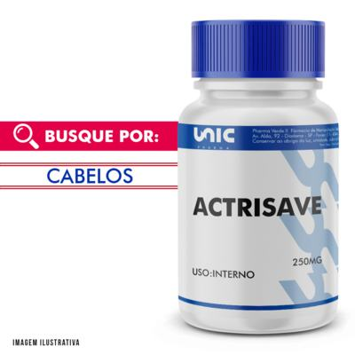 Actrisave™ 250mg - 90 Cápsulas