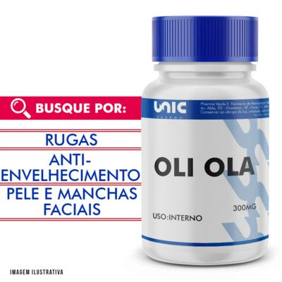 Imagem 1 do produto Oli ola 300mg - 60 Cápsulas
