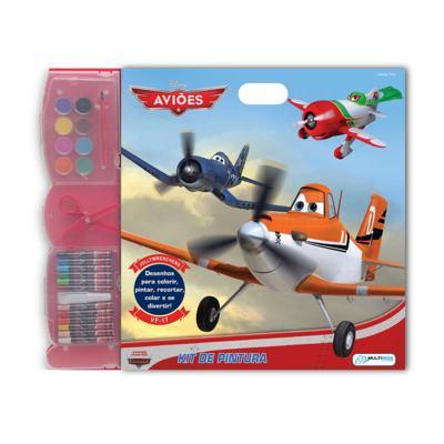 Kit Pintura Aviões - BR060 - BR060