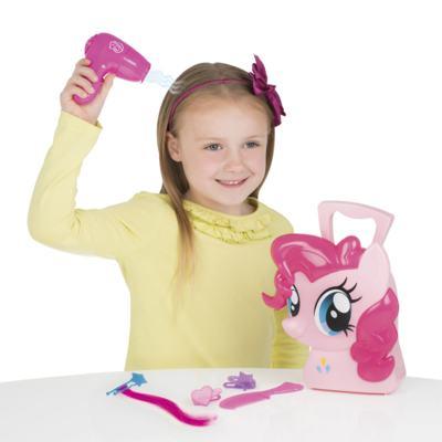My Little Pony Maleta Pikie Pie Cabeleleira - BR376 - BR376
