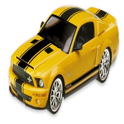 Carrinho De Controle Remoto Xq - Ford Shelby Gt500 - 1:18 - BR450 - BR450