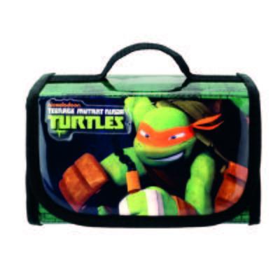 Imagem 1 do produto Estojo De Pintura Tartarugas Ninja - BR112 - BR112