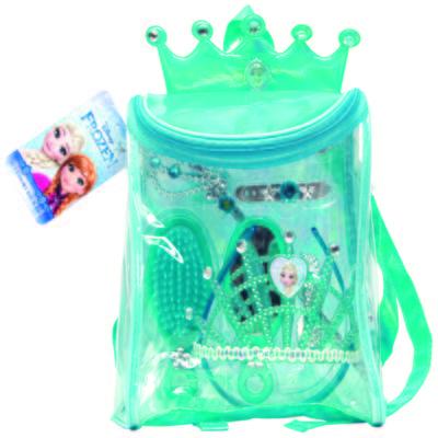 Kit Bolsa De Acessórios Frozen - BR621 - BR621