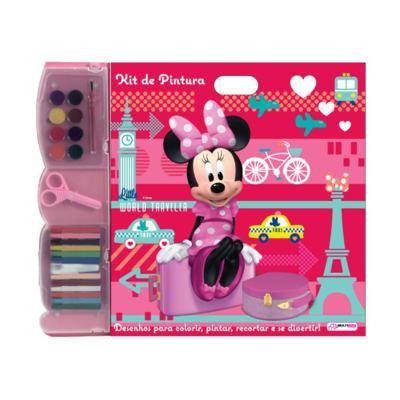 Imagem 1 do produto Kit Pintura De Minnie - BR058 - BR058