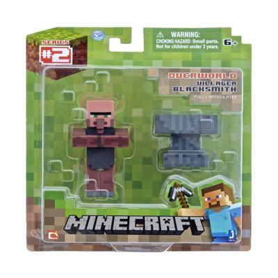 Imagem 1 do produto Minecraft Boneco Blacksmith - BR399 - BR399