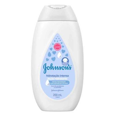 Loção Johnson's Baby - Hidratação Intensa | 200ml