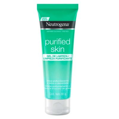 Gel de Limpeza Facial Neutrogena Purified Skin 80g