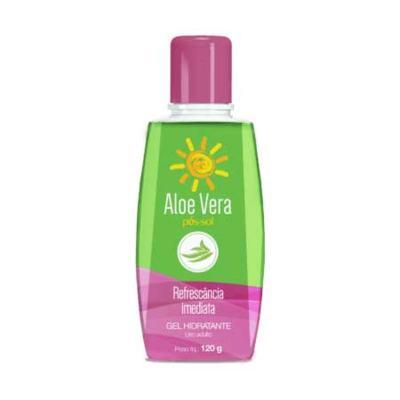 Aloe Vera Gel Pós Sol 120g