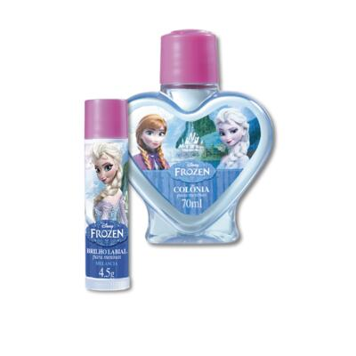 Imagem 1 do produto Estojo Frozen Elsa