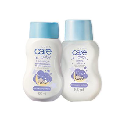 Imagem 1 do produto Kit Avon Care Baby Calming