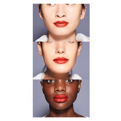 Imagem 4 do produto ModernMatte Powder Shiseido - Batom Matte - 509 Flame