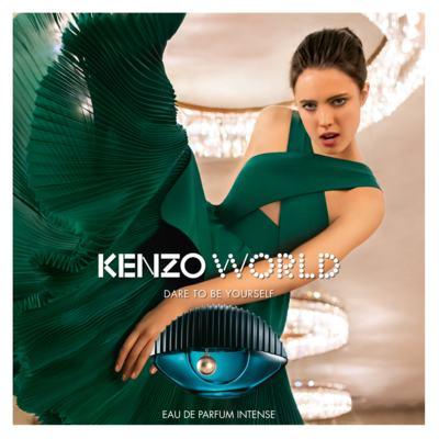 Imagem 3 do produto Kenzo World Intense Kenzo Perfume Feminino - Eau de Parfum - 75ml