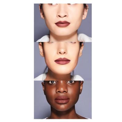 Imagem 4 do produto ModernMatte Powder Shiseido - Batom Matte - 508 Semi Nude