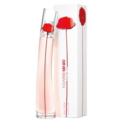 Imagem 2 do produto Flower by Kenzo Eau de Vie Kenzo Perfume Feminino - Eau de Parfum - 50ml