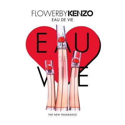 Imagem 3 do produto Flower by Kenzo Eau de Vie Kenzo Perfume Feminino - Eau de Parfum - 100ml