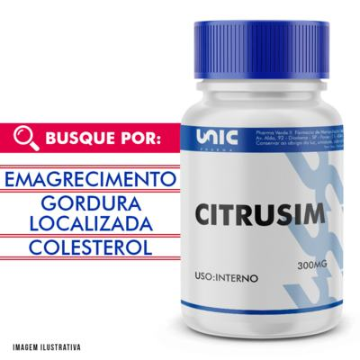 CitrusiM 300mg - 90 Cápsulas