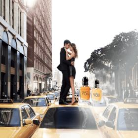 Stronger with You Giorgio Armani Perfume Masculino - Eau de Toilette - 30ml