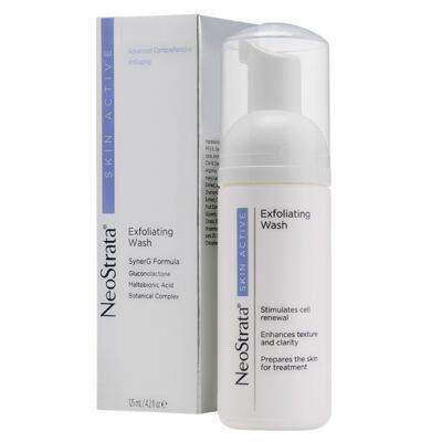 Imagem 1 do produto Skin Active Exfoliating Wash Neostrata - Esfoliante Facial - 125ml
