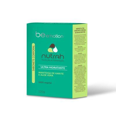 Imagem 1 do produto Sabonete Ultra Hidratante Corporal Nutrah Be Emotion