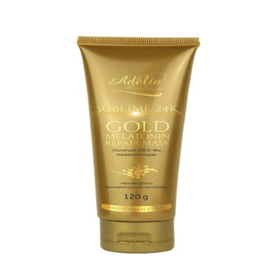 Imagem 1 do produto Gold Melatonin Repair Mask - Ouromask 24k D-like melatonina repair - 120g