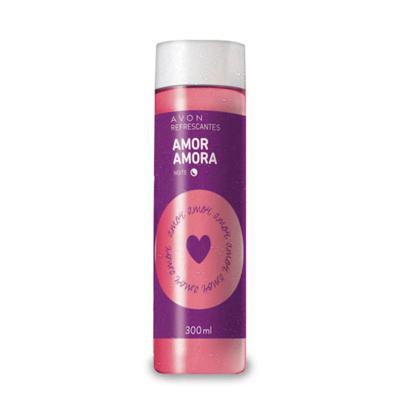 Imagem 1 do produto Colônia Refrescantes Amor Amora - 300ml -