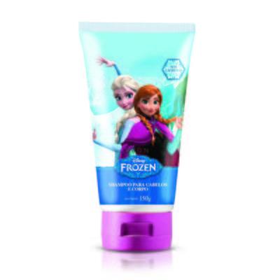 Shampoo Frozen 2 em 1