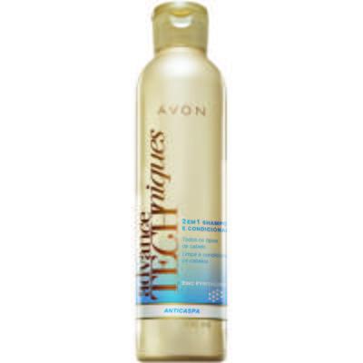 Advance Techniques Anti Caspa 2 em 1 Shampoo e Condicionador 200ml