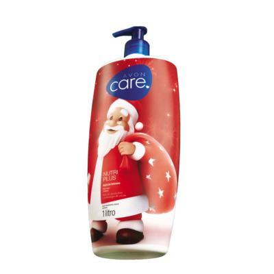 Imagem 1 do produto Avon Care Nutri Plus Natal 2015 - 1L