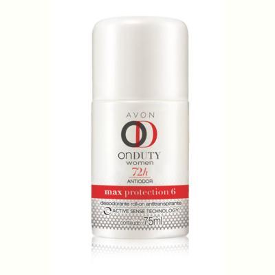 Imagem 2 do produto Desodorante Roll-on On Duty Máxima Proteção Feminino 75ml - 75mL