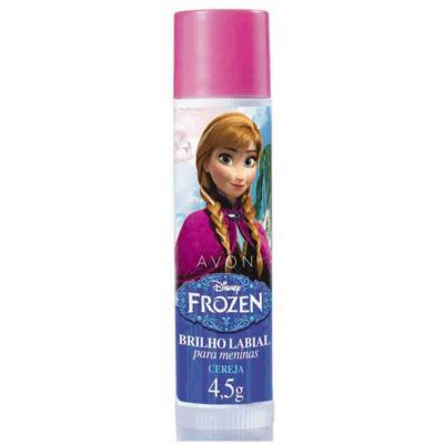 Imagem 1 do produto Brilho Labial Cereja Disney Frozen Anna