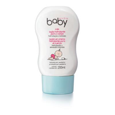 Imagem 1 do produto Avon Baby Milk Loção Hidratante Corporal - 200ml