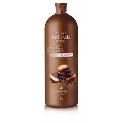 Imagem 1 do produto Naturals Castanha e Chocolate Shampoo - 1L
