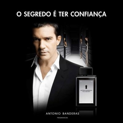 Imagem 16 do produto The Secret Antonio Banderas - Perfume Masculino - Eau de Toilette - 100ml