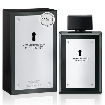 Imagem 11 do produto The Secret Antonio Banderas - Perfume Masculino - Eau de Toilette - 200ml