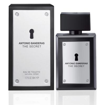 Imagem 11 do produto The Secret Antonio Banderas - Perfume Masculino - Eau de Toilette - 50ml