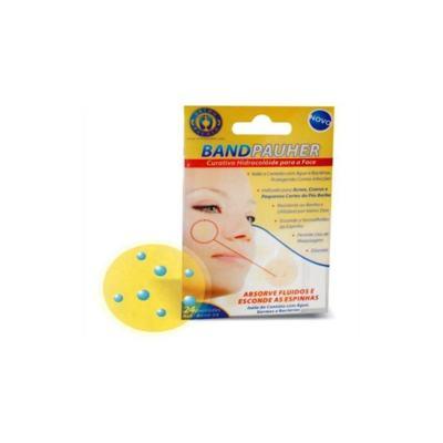 Imagem 1 do produto Curativo Hidrocolóide para a Face Band Pauher Ortho Pauher