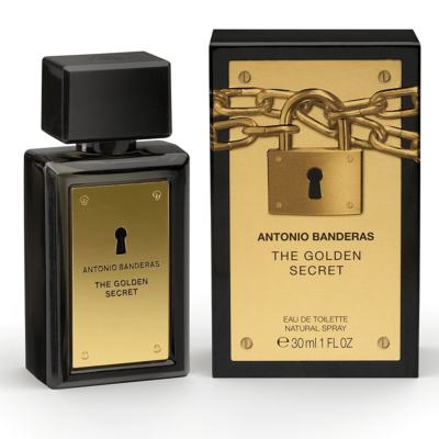 Imagem 6 do produto The Golden Secret Antonio Banderas - Perfume Masculino - Eau de Toilette - 30ml