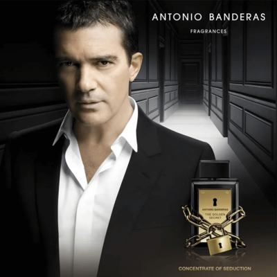 Imagem 8 do produto The Golden Secret Antonio Banderas - Perfume Masculino - Eau de Toilette - 50ml