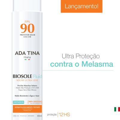 Imagem 4 do produto Protetor Solar Ada Tina Biosole Fluid FPS 90