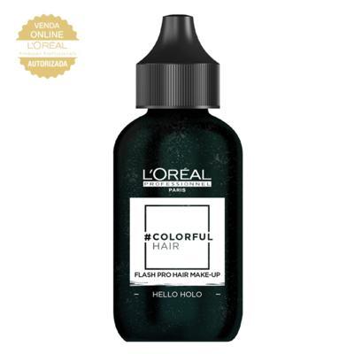 Imagem 1 do produto Maquiagem para Cabelo L'Oréal Professionnel - Colorful Hair FlashPro - Hello Hollo