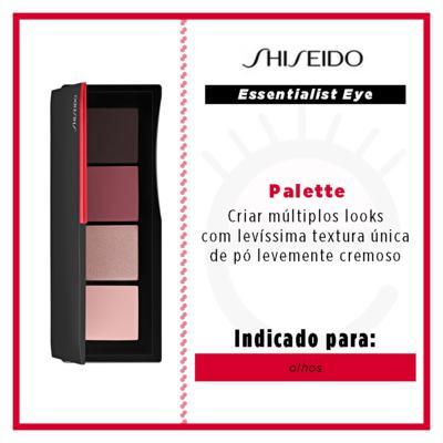 Imagem 4 do produto Paleta de Sombra Shiseido - Essentialist Eye - 06 Hanatsubaki