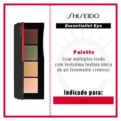 Imagem 4 do produto Paleta de Sombra Shiseido - Essentialist Eye - 03 Namiki