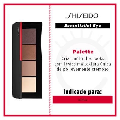 Imagem 4 do produto Paleta de Sombra Shiseido - Essentialist Eye - 05 Kotto