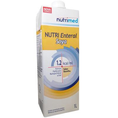 Imagem 1 do produto Nutri Enteral Soya Sabor Baunilha 1L