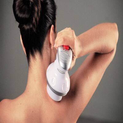 Imagem 5 do produto Massageador Spin Doctor Be Emotion + Modelador Slim Control Be Emotion - | 127v - Nude M