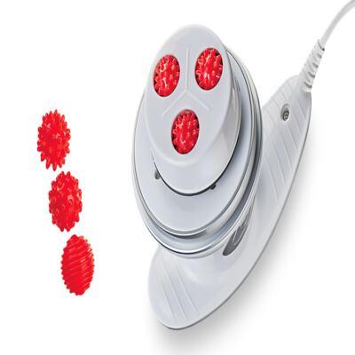 Imagem 9 do produto Massageador Spin Doctor Be Emotion + Modelador Slim Control Be Emotion - | 127v - Nude M