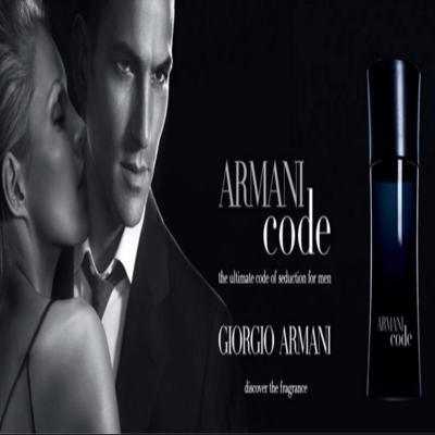 Imagem 7 do produto Armani Code Giorgio Armani - Perfume Masculino - Eau de Toilette - 125ml