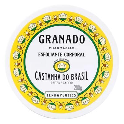 Imagem 1 do produto Esfoliante Corporal Granado - Castanha do Brasil - 200g