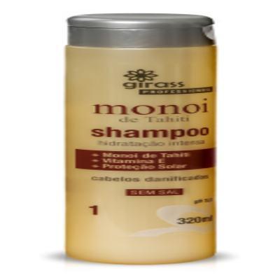 Imagem 1 do produto SHAMPOO GIRASS MONOI DE TAHITI-320ML - 131